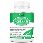 AcnErase - Acne Pills Supplement Treatment for Men, Women, Teens