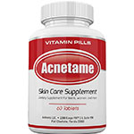 Acnetame- Vitamin Supplements for Acne Treatment