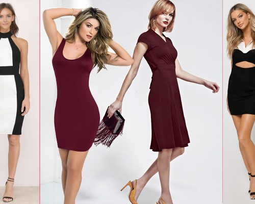 Best Dresses for Hourglass Figure | Look Classy this Summer