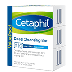 Cetaphil Deep Cleansing Facial Bar