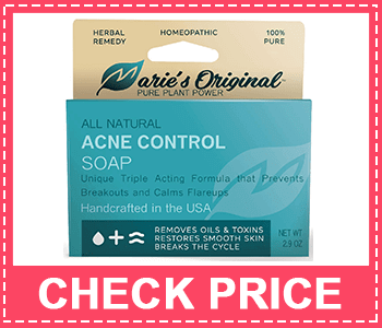 Marie's Original Acne Bar Soap