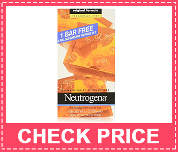 Neutrogena The Transparent Facial Bar