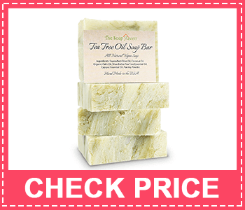 Tea Tree Oil Soap Bar