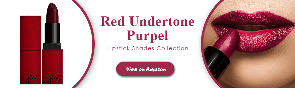 Red with Purple Undertone