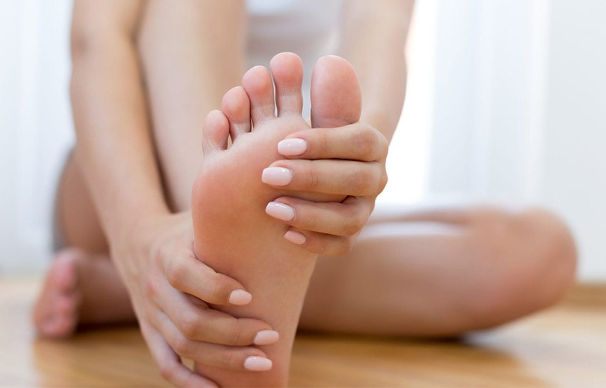 Home Remedies to Cure Aching Feet