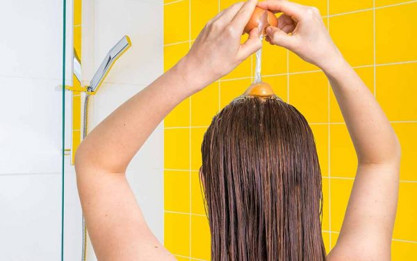 How to Apply Egg on Hair for Hair Growth? | Benefits and How to Use It?