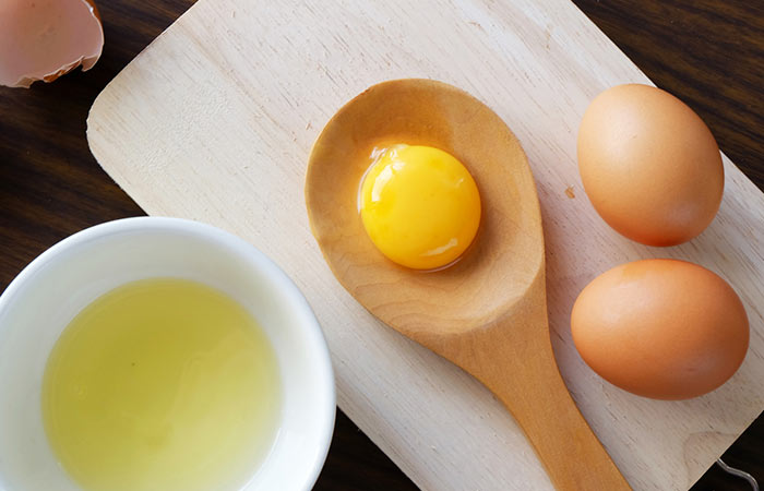 Onion Juice and Egg for Hair Growth