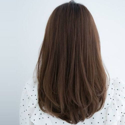 Subtle Layers for Long Hairs
