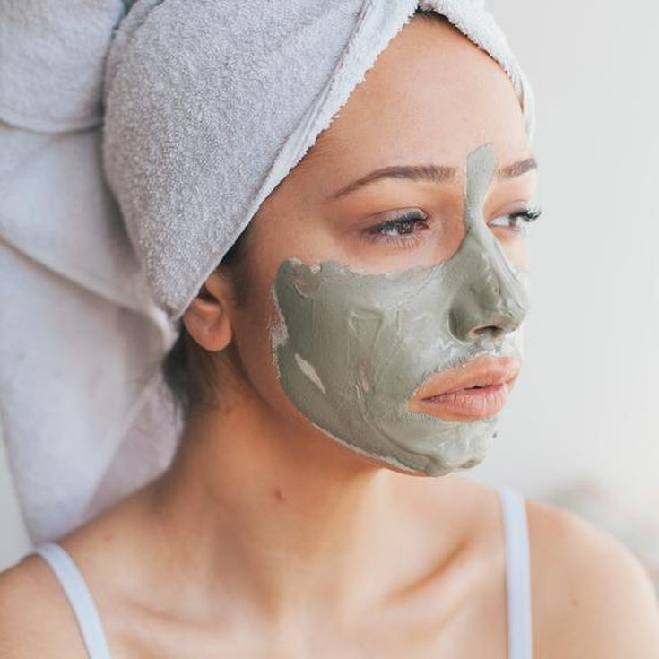 Clay Mask for Sagging Skin